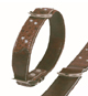 HH - COLLAR (XL) CROCO 40MM