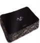 HH - PILLOW BAROQUE (L) BLACK